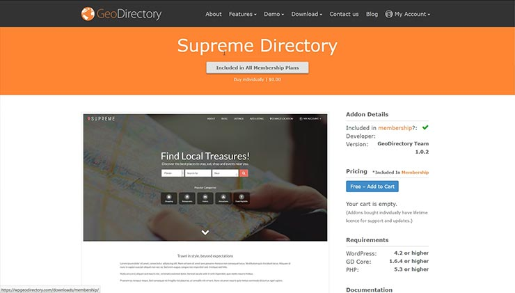download-supreme-directory