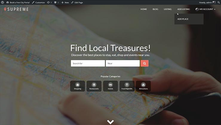 geodirectory-menu-items-added