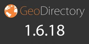 GeoDirectory version 1.6.18