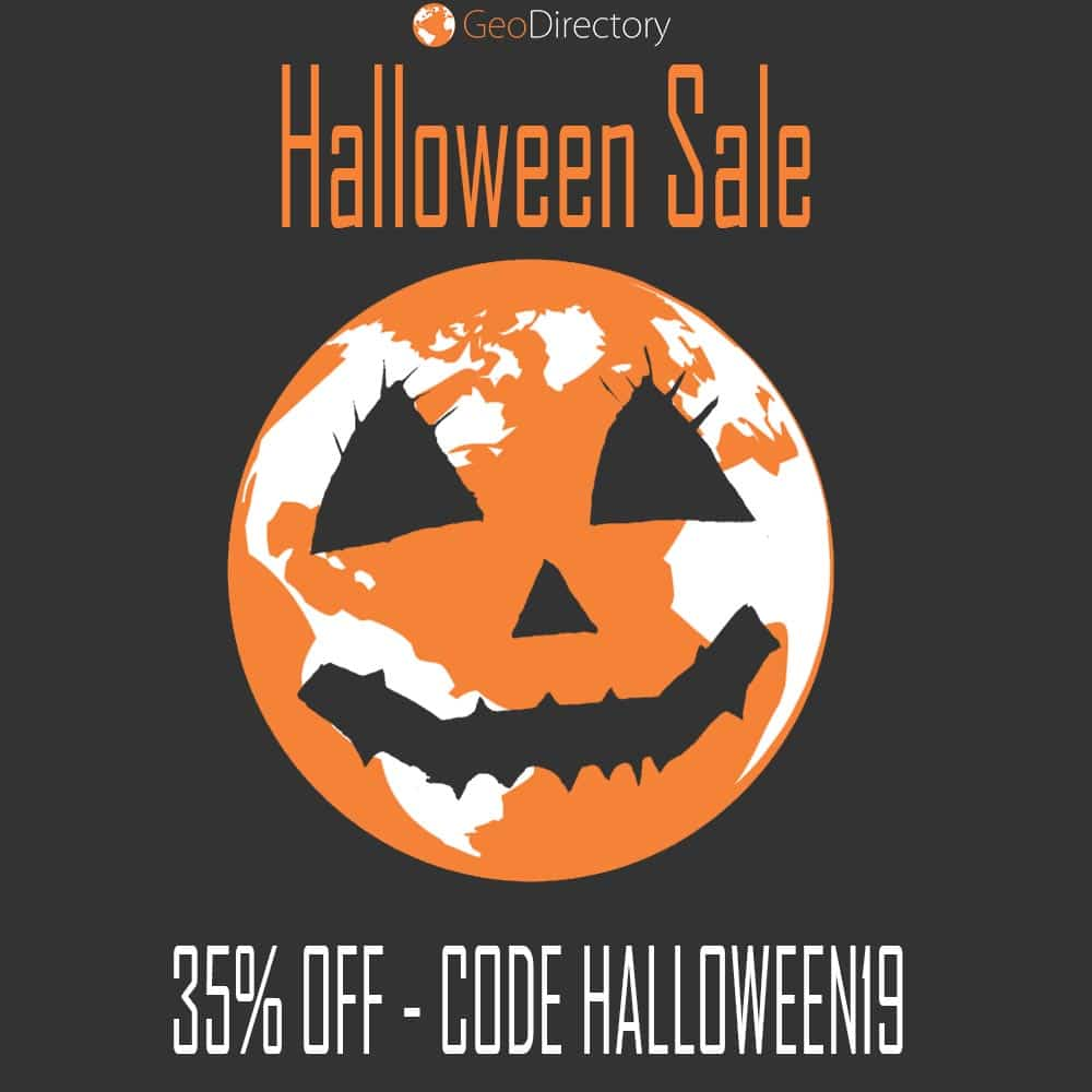 halloween sale 2019 35% OFF