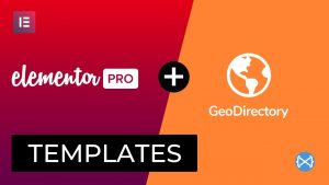 geodirectory + elementor pro templates