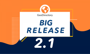 GeoDirectory 2.1 release