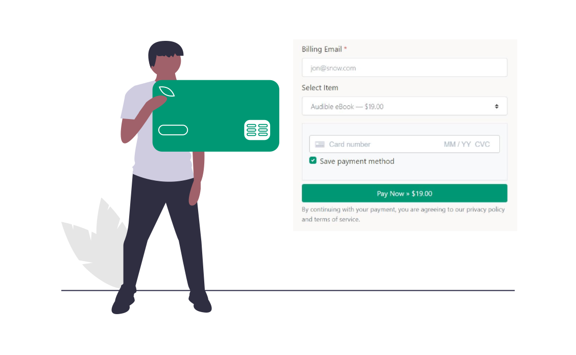 online payments forms