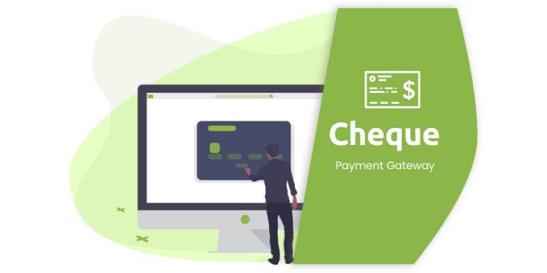 Cheque Payment Gateway